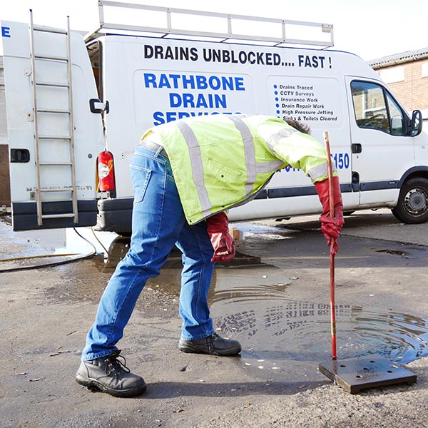 Emergency Blocked Drains St Helens